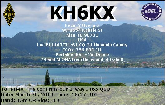 KH6KX