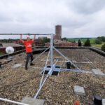 Mast progress